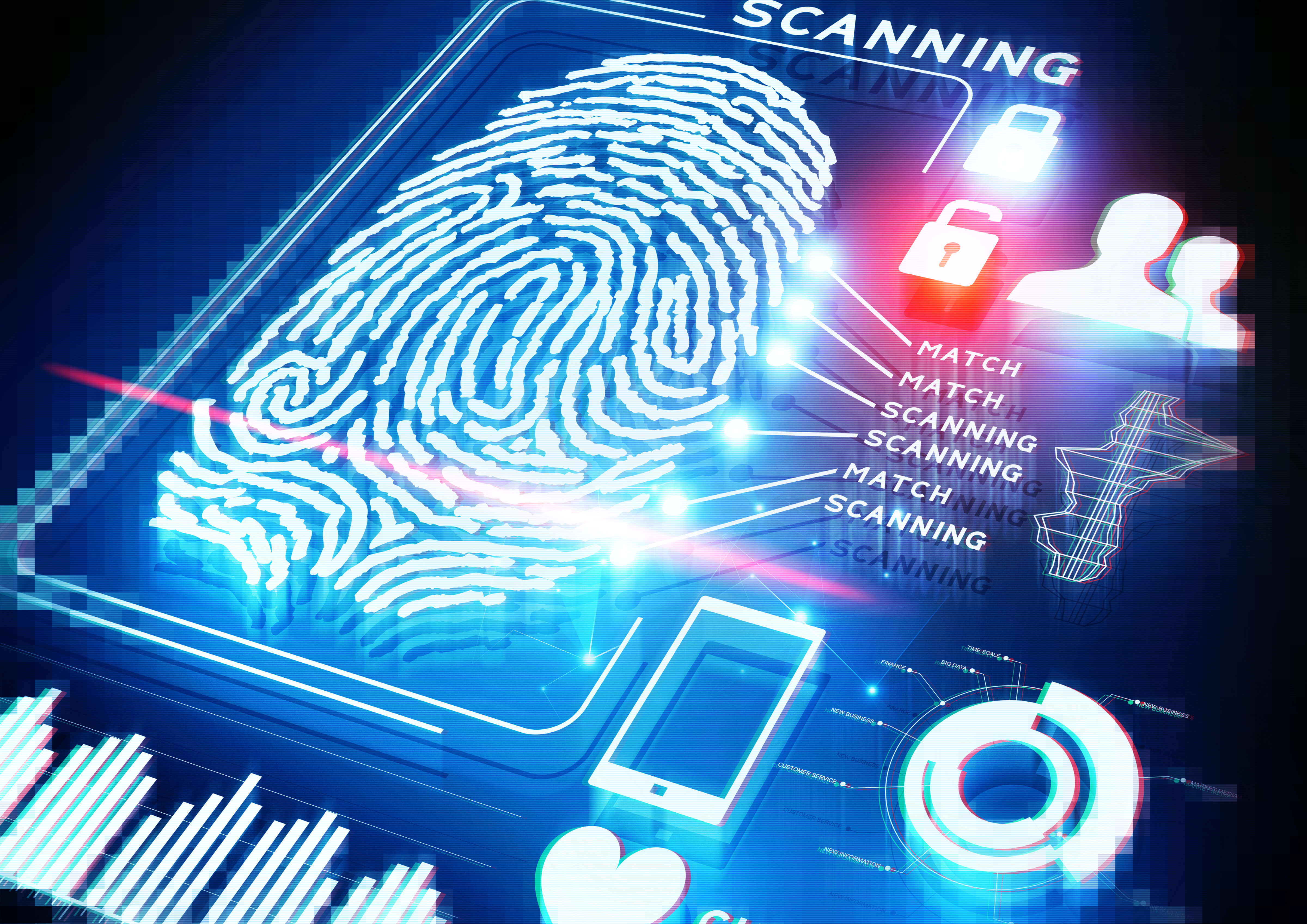 FBI, fingerprints, background check, employee screening, criminal record